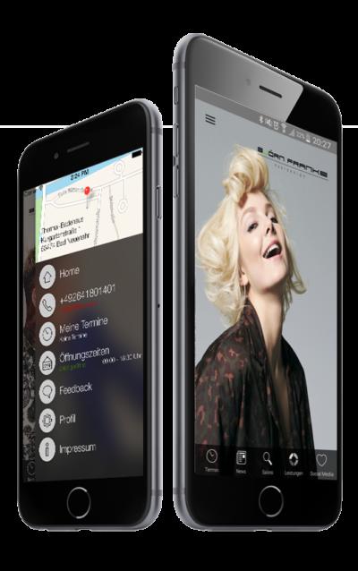 friseurtermin online app