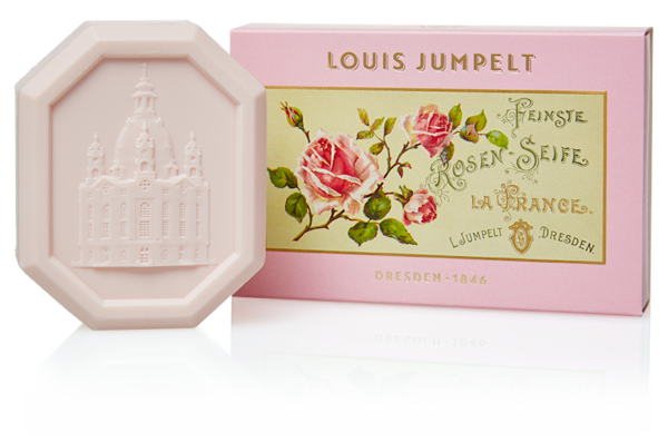 Louis Jumpelt Rosenseife rosa